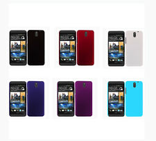 Hard Rubberized Matte Snap-On Slim Cover Case for HTC Desire 610