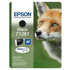 Epson T1281 Original Black Printer Ink Cartridge
