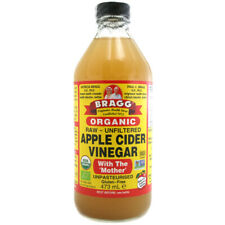 Bragg Organic Raw Apple Cider Vinegar- Choose either 473ml or 946ml
