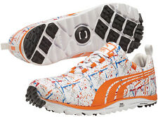 Puma Faas Lite Golf Shoes Limited Edition Paint Splatter 187016-01 Mens New