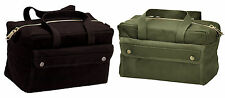 New GI Style Cotton Canvas Mechanics Tool Bag Brass Zipper Rothco 9182 Tote Bag