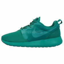 Nike Wmns Rosherun HYP Hyperfuse Green 2014 Roshe Run Womens Casual Shoes NSW