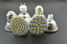 E27/GU10/MR16 4W 5W LED SPOTLIGHT SMD 110V/220V/12V warm/cool white Bulb Lamp