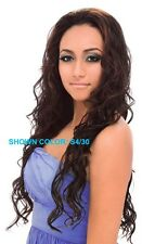 OUTRE QUICK WEAVE NAOMI LONG WAVY STYLE HALF WIG 3/4 WIG