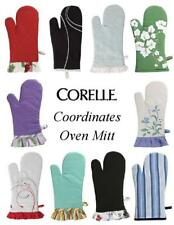 CORELLE Coordinates INSULATED Kitchen BBQ OVEN MITT 13.5 x 7 *PICK Your PATTERN
