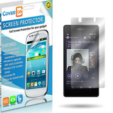 Clear Matte Anti-Glare LCD Screen Protector Cover Guard for Sony Xperia Z2