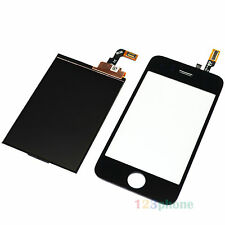 BRAND NEW LCD DISPLAY + TOUCH SCREEN DIGITIZER FOR IPHONE 3GS W/TRACKING