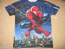 AVENGERS The Amazing SPIDER-MAN movie Green GOBLIN Civil WAR New MEN'S T-Shirt