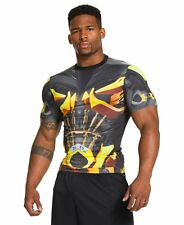 Men's Under Armour Alter Ego Transformers Bumblebee Compression Shirt