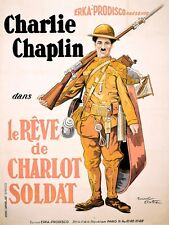4641.charlie.chaplin.le reve de charlot sold at.POSTER.decor Home Office art