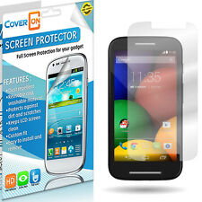 Clear Matte Anti-Glare LCD Screen Protector Cover Guard for Motorola Moto E