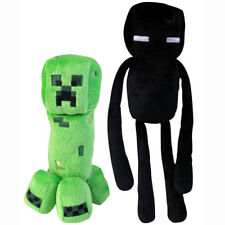 """Minecraft 7"""" Soft Toy Hostile Mobs- Choose from Enderman or Creeper"""