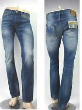 Replay Jeans M983 Waitom 118-750 Plat Finish Denim Neuf-