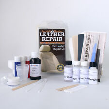 LEATHER Repair Kit for FORD Car Interior. FIX Tear, Scratch, Scuffs & Holes