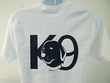 Labrador K-9 Lab Logo T-Shirt, Your Choice of Colors, Free Shipping in USA