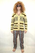 Big Lebowski COSTUME SET The Dude Sweater Sunglasses Pants Jeff Bridges