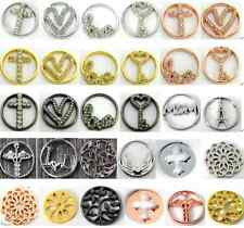 1pc Mix Style Floating Plate for living Floating locket Free Shipping