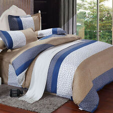 New Bed Duvet Cover&Pillow Case&Sheet  Bedding Set Twin/Single Queen/Double King
