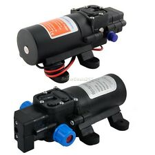 Caravan/Boat/RV DC 12 V Demand Water Pressure Diaphragm Self Priming PUMP B20E