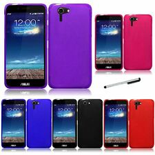 For Asus Padfone X Soft Rubber TPU Gel Case Phone Cover Stylus