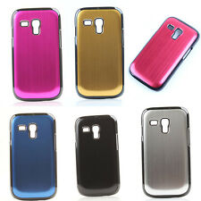 Brushed Metal ALUMINUM Phone Case  Cover For Samsung Galaxy S3 III Mini I8190