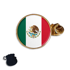MEXICO MEXICAN FLAG  LAPEL PIN BADGE GIFT