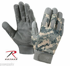 Service Gant ACU DIGITAL Camouflage UltraLéger Tout but Rothco 3456