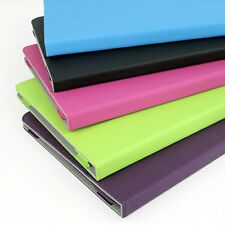 "Faux Leather Case Folding Stand Cover for NOBIS 9"" NB09 TABLET"