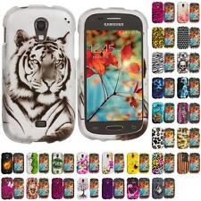 For Samsung Galaxy Light T399 Hard Design Snap-On Case Cover