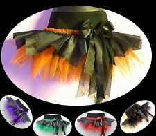 LUXURY HALLOWEEN BALL POSH GOTHIC PARTY TUTUS FANCY DRESS COSTUME OUTFIT SKIRT