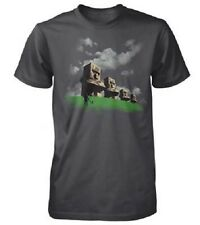 Minecraft Statues Officially Licensed Youth Kids T-Shirt