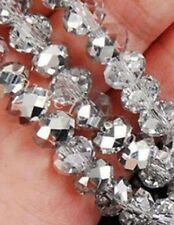 Wholesale Swarovski Crystal Gemstone Loose Beads -Silver white