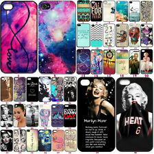 "Fashion Pattern Hard Skin Case Cover Back Protector For iPhone 6 4.7"" Plus 5.5"""