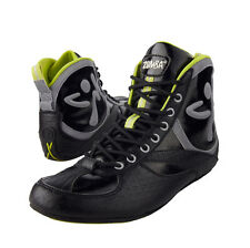 Zumba Z-TOP Sneakers High Top Shoes Black - RARE!!