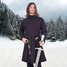 game of thrones Jon Snow Night's Watch Gambeson replica cosplay costume