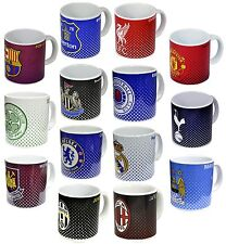 OFFICIAL FOOTBALL CLUB - JUMBO MUGS (Ceramic)(Fade)(Giant/Gift/Xmas/Present)