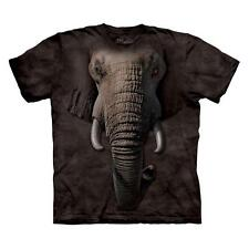 ELEPHANT FACE CHILD T-SHIRT THE MOUNTAIN ---IN STOCK!!