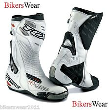 TCX R-S2 White Boots AIR TECH Breathable CARBON TECH Racing Line all sizes