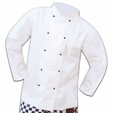 Chef Jacket / Jackets Chef Unifrom Clothing WHITE Full Sleeves HOSPITALITY GRADE