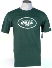 Nike NFL Team Apparel NY Jets Sancchez 6 Green Short Sleeve Tee Shirt Mens NWT