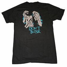 Dr Who Weeping Angels (Whatever You Do) Don't Blink US Import OFFICIAL T-Shirt