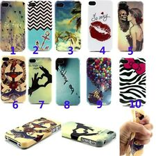 1 x Fashion Bow Anchor Balloons Hands Sexy TPU Back Case Skin for iPhone 4S 5S