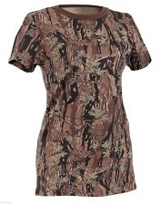t-shirt camo womens smokey branch camouflage longer length rothco 5578