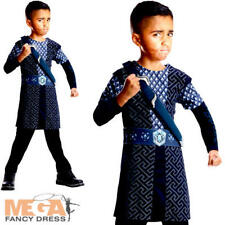 Thorin Childs Costume Boys The Hobbit Movie Book Week Fancy Dress Kids Outfit
