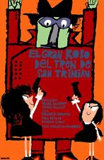 8441.EL gran robo del teen de san trinian.english.POSTER.movie decor graphic art