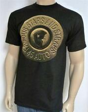 Famous Stars & Straps 45 Automatic Bullet Tee Mens Black T-Shirt New NWT