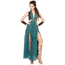 Huntress Costume Game of Thrones Sexy Warrior Medieval Halloween Fancy Dress