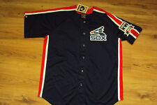 CHICAGO WHITE SOX NEW MLB MAJESTIC CROSSTOWN RIVALRY COOPERSTOWN JERSEY