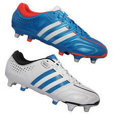 Football Shoes Boots Adidas Adipure 11 Pro Xtrx Sg Spikes F50 Leather Uk 6 - 11