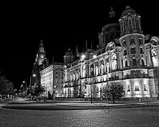 Liverpool's Waterfront,Three Graces,Liver Building/Cunard/Port of Liverpool No 2